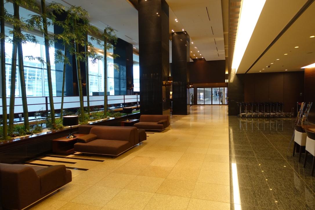 Centrair Hotel 大廳