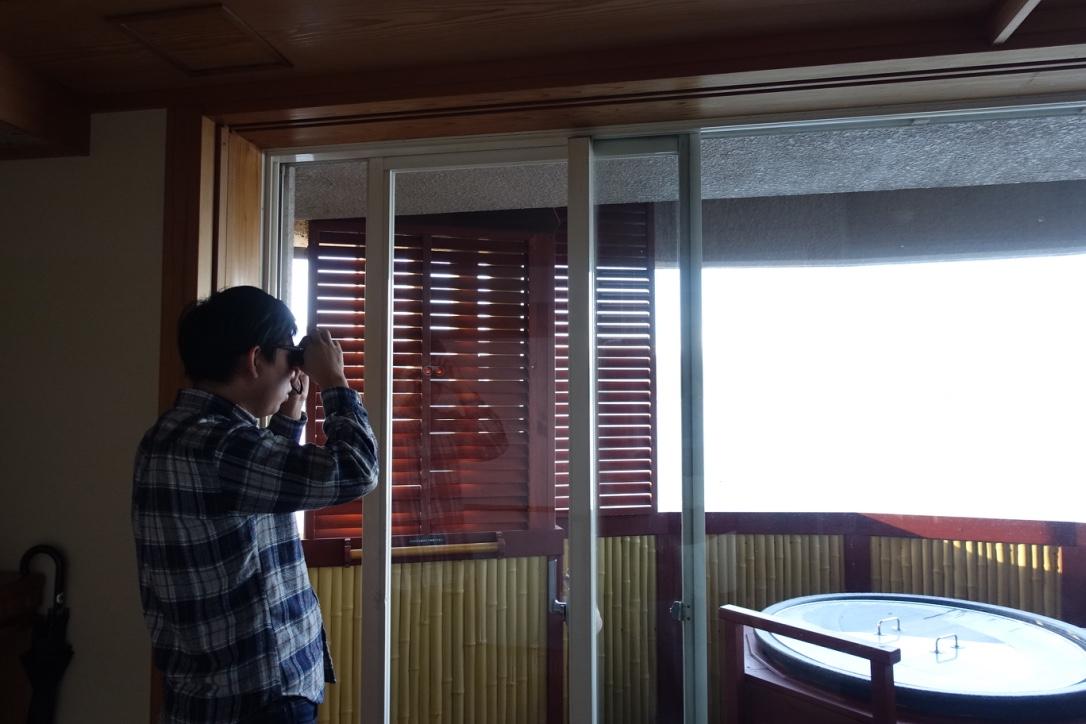 風之薰 - 望遠鏡