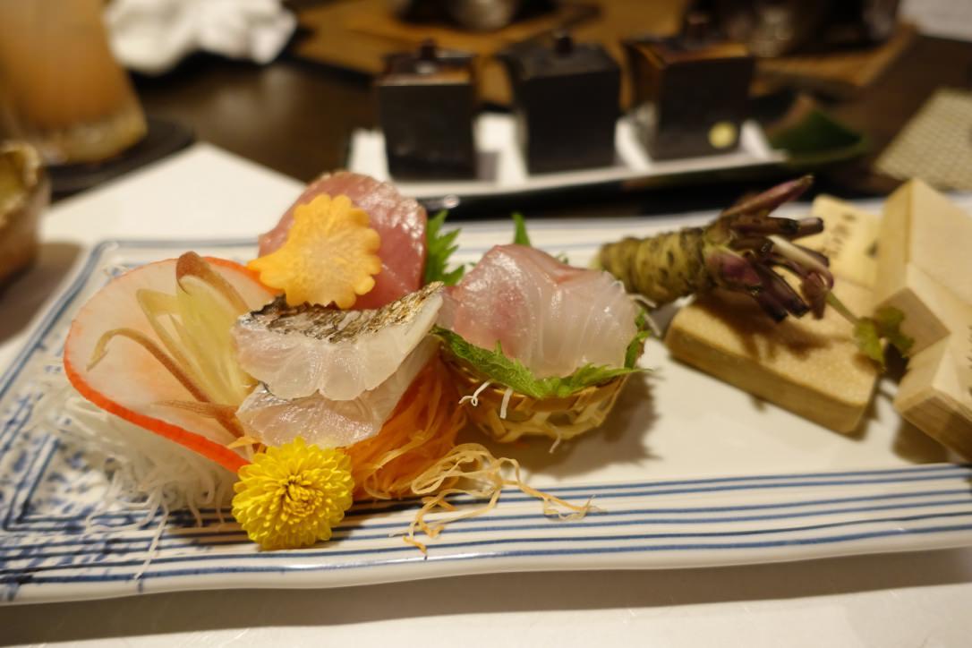 風之薰 - 生魚片拼盤