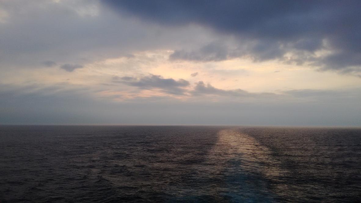 無緣的日出