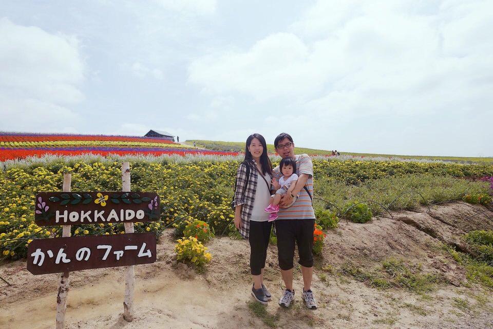 北海道親子遊7天6夜行程安排