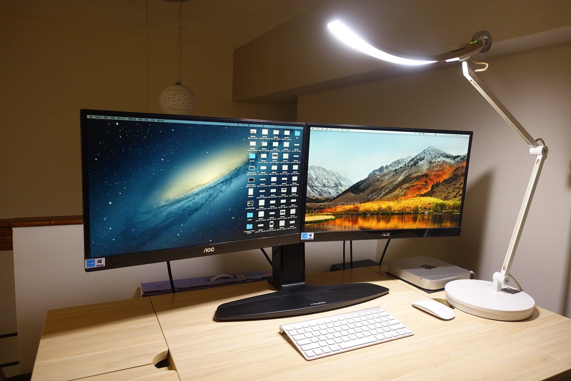 推薦 BenQ WiT 螢幕閱讀 LED 護眼檯燈