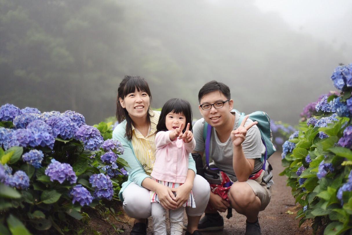 陽明山高家繡球花+文末 Nikon D750 實測