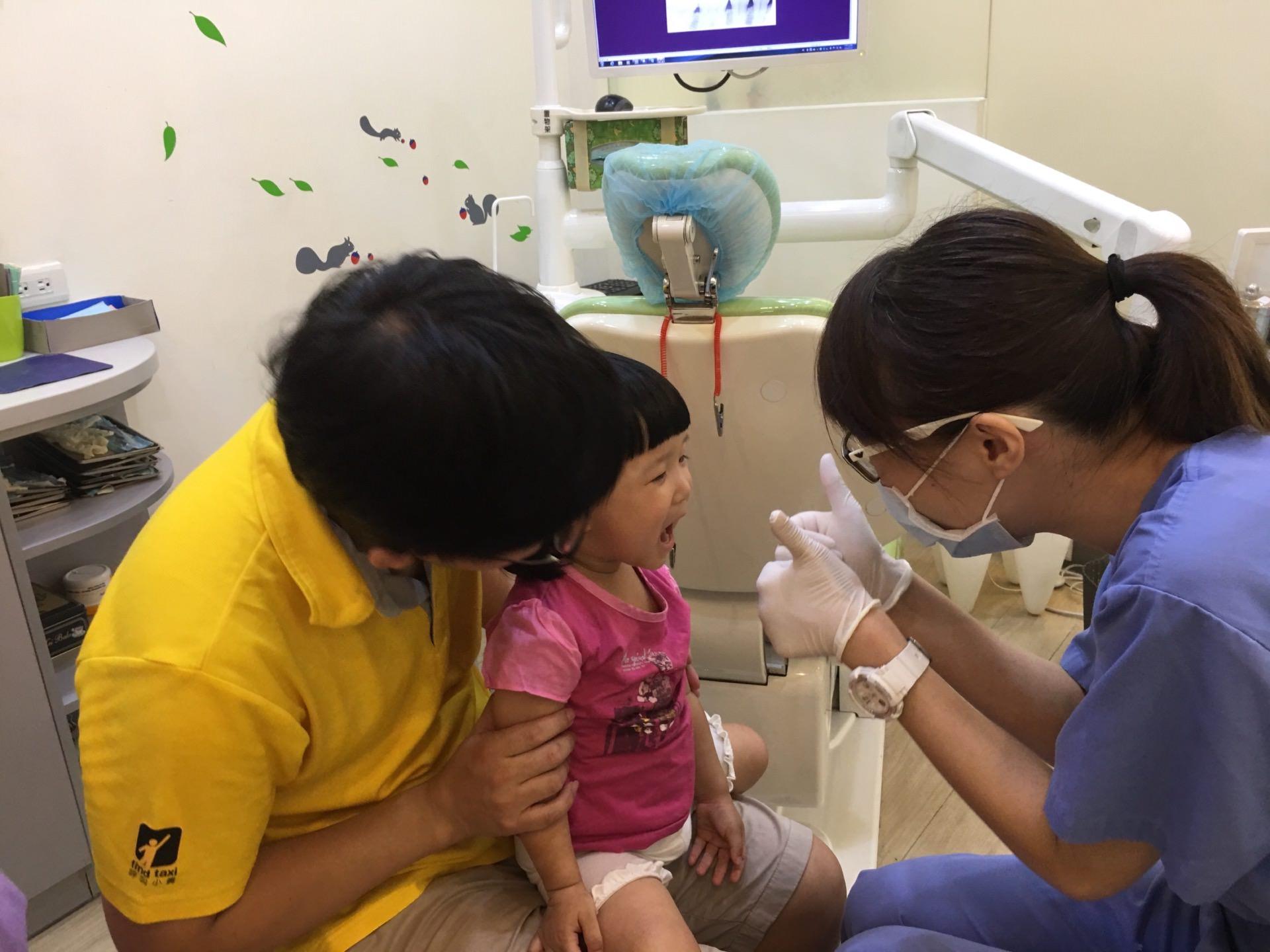 小芊比日誌二訪牙醫