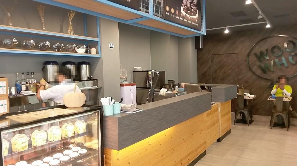 【台北】WOOWHO 咖啡