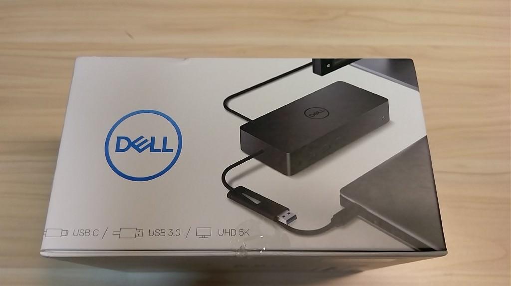 Macbook 擴充座之 Dell Universal Dock D6000 開箱