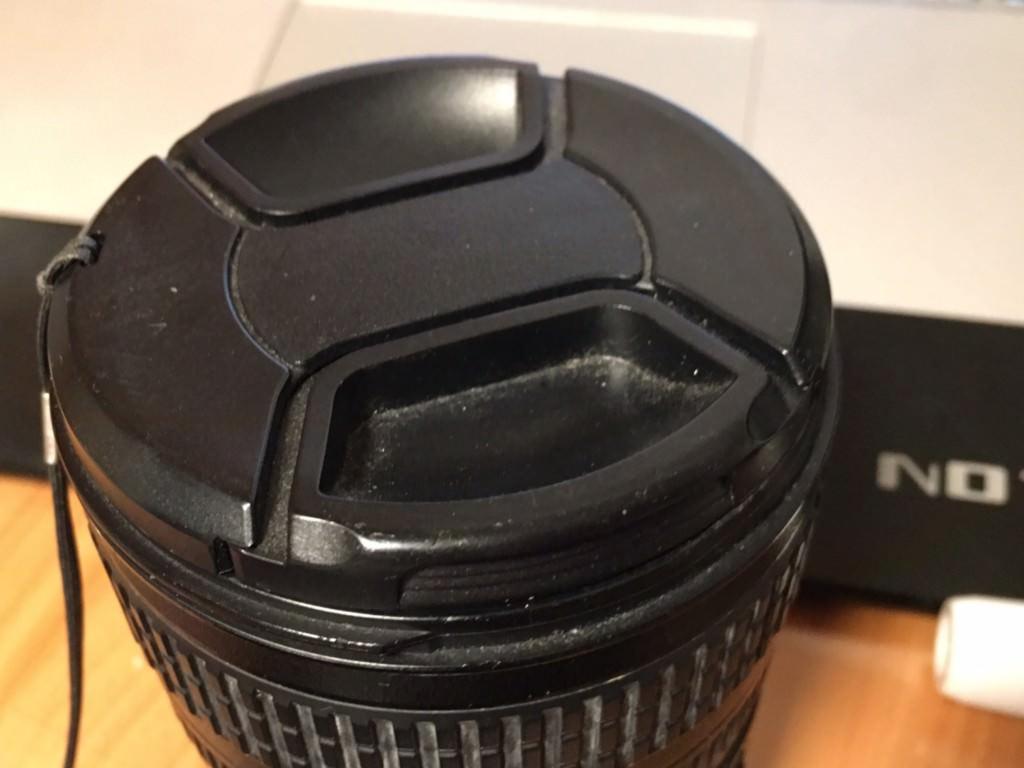 膽子很小手很抖的清潔 Nikon 鏡頭發霉紀錄