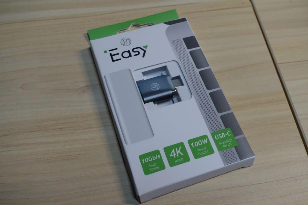 找回 Macbook 的MagSafe 之 iEasy USB-C 磁吸轉接頭開箱