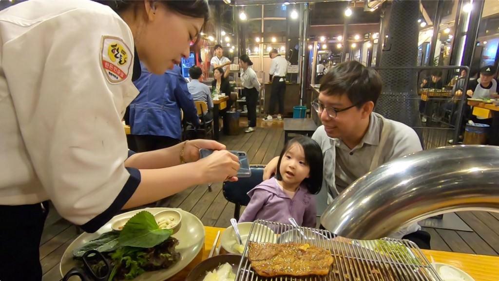 【韓國親子遊】大邱—美食—庶民排骨、巨松燉排骨、安吉烤腸