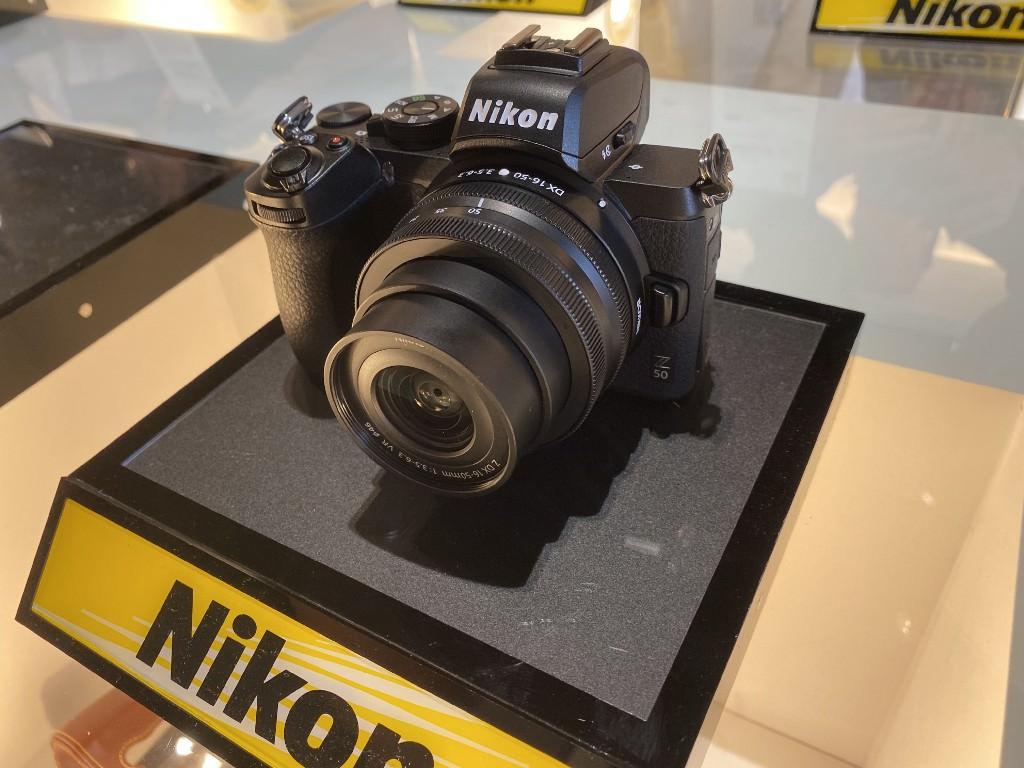 Nikon Z50 新品體驗會