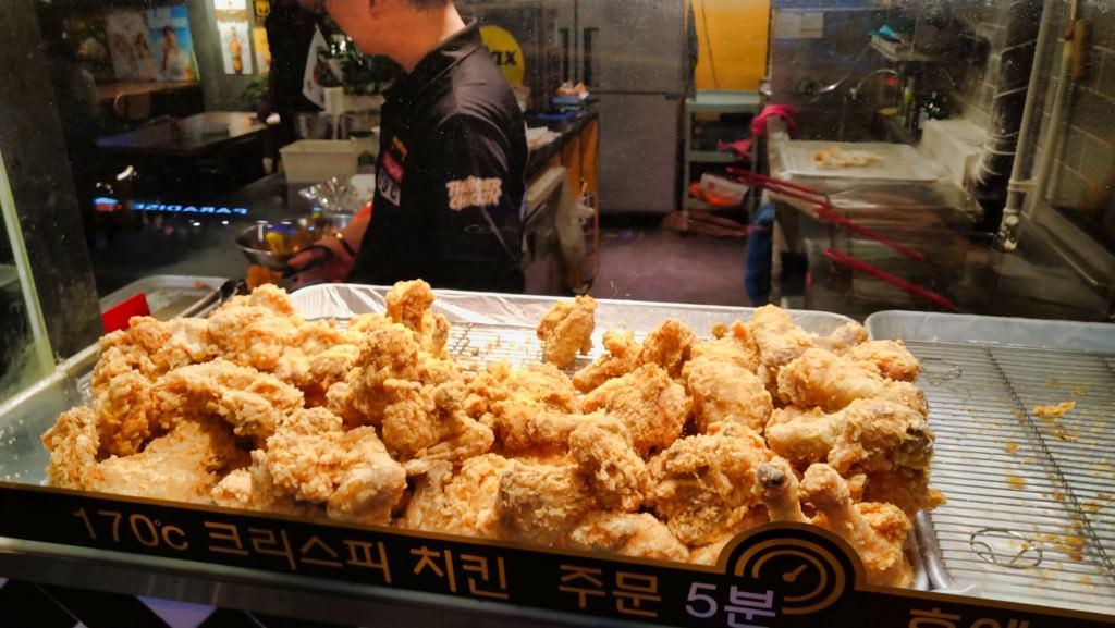 釜山-雷霆炸雞