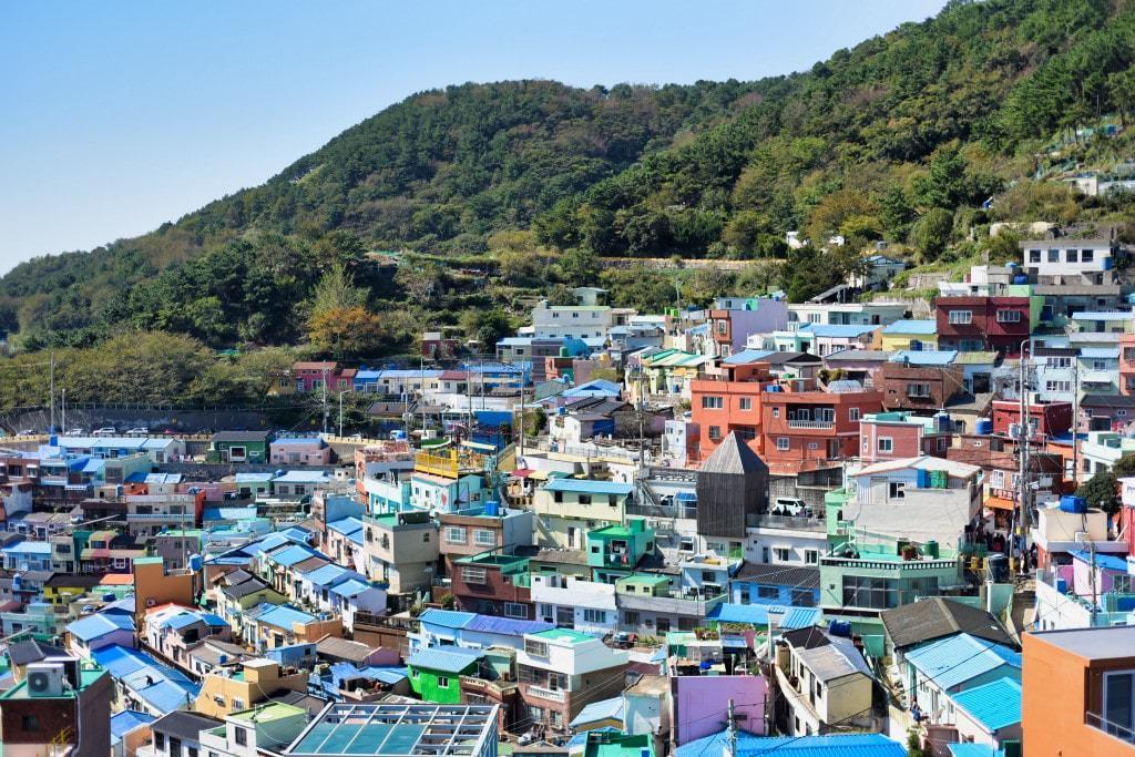 釜山-甘川洞文化村