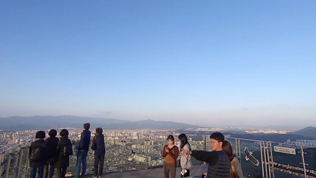 大邱-前山觀景台