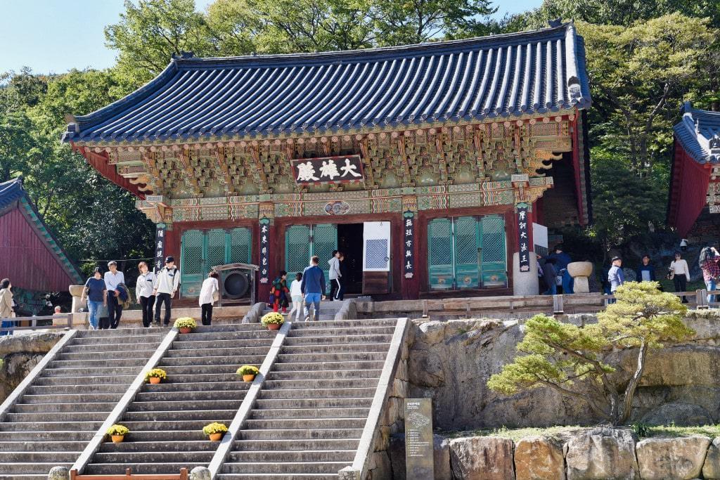 韓國釜山景點 梵魚寺、大渚生態公園、甘川洞文化村、168 階梯