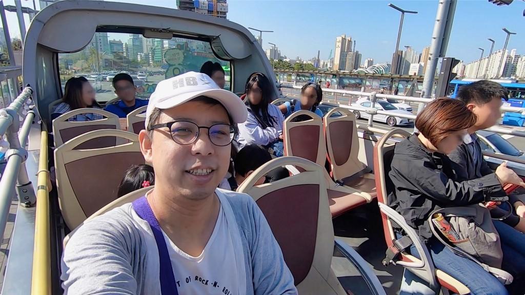 大邱-雙層觀光巴士