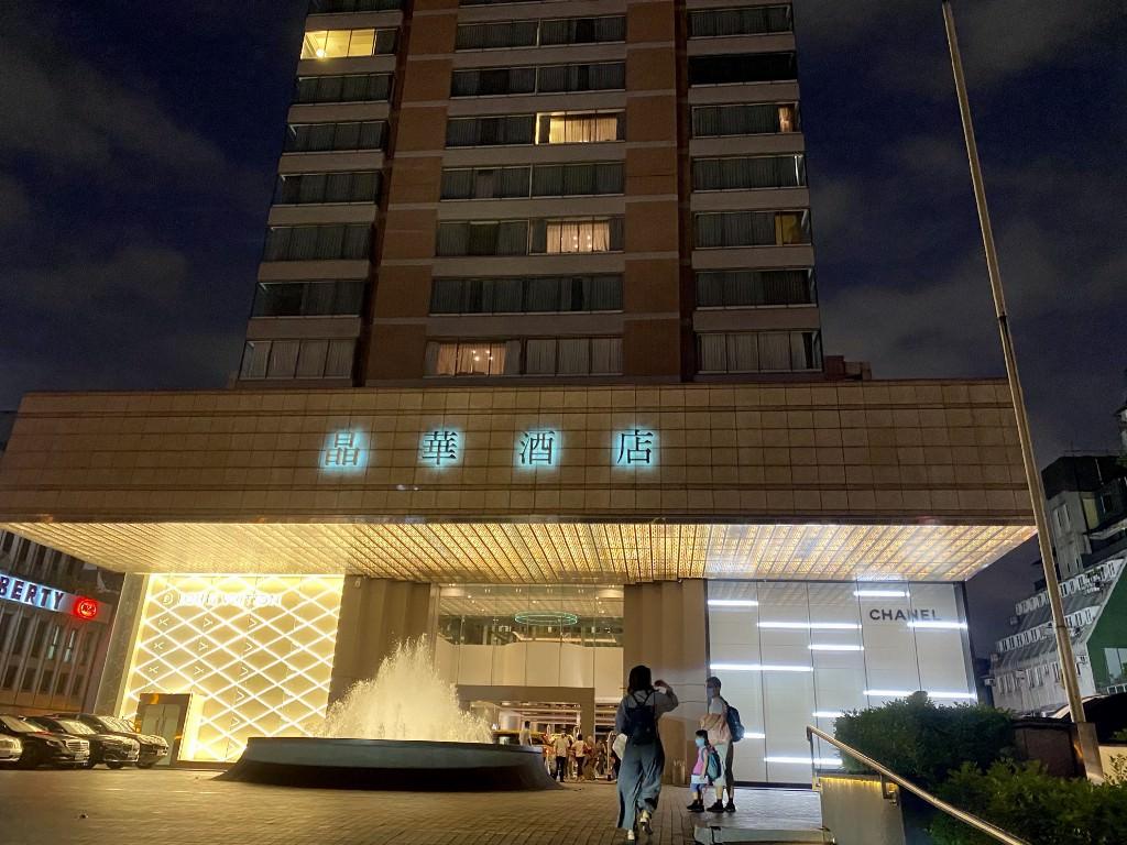 晶華酒店 Regent Taipei | 泳池電影趴與栢麗廳早餐,布萊 N 特案加安心旅遊補助,超划算入住五星級酒店