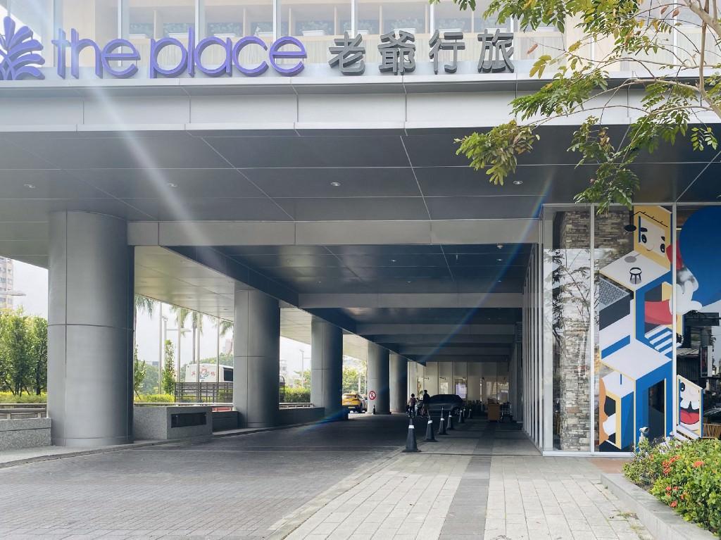 台南老爺行旅 The Place Tainan | 南紡購物中心共構,購物好方便