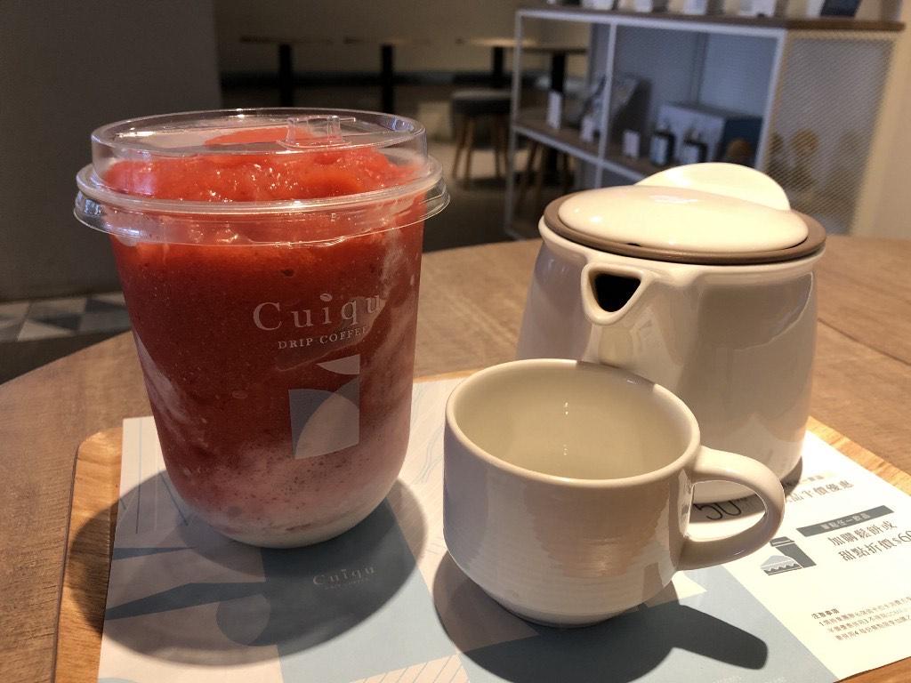 東區輕食-奎克咖啡
