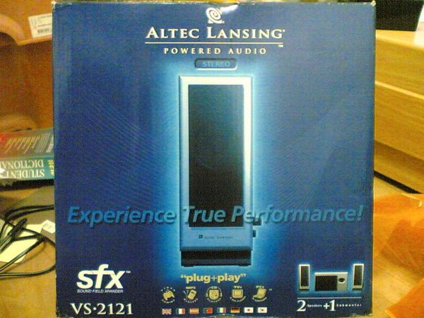 Altec Lansing vs2121